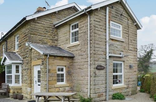 Last Minute Cottages - Splendid Helmsley Cottage S27061