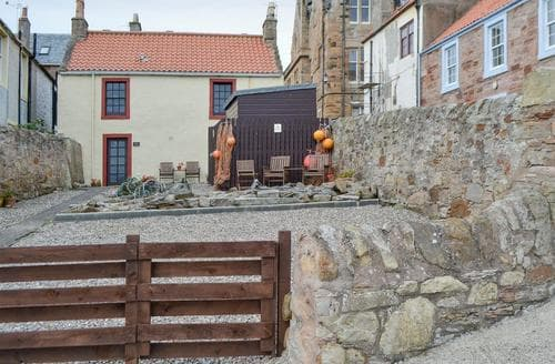 Last Minute Cottages - Captivating Anstruther Apartment S70349