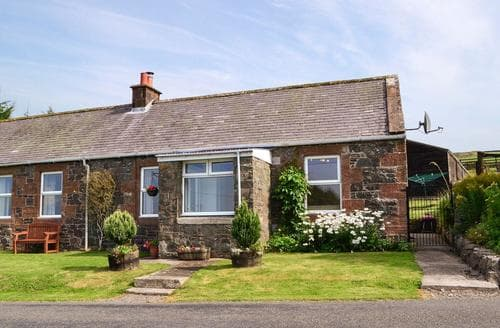 Last Minute Cottages - Captivating Dumfries Cottage S70225