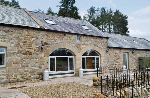 Last Minute Cottages - Wonderful Bellingham Cottage S40493