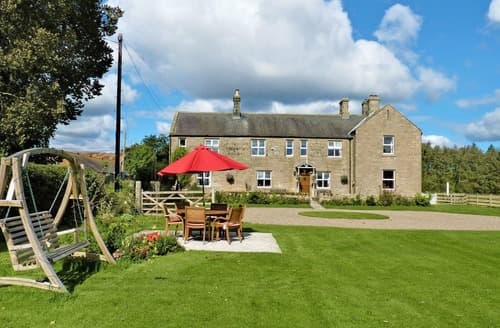 Big Cottages - Quaint Wooler Cottage S42196