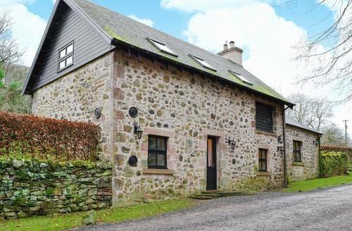Last Minute Cottages - Lovely Jedburgh Cottage S78445
