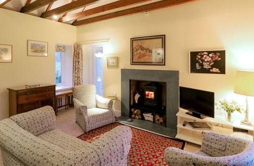 Last Minute Cottages - Excellent Peebles Cottage S78778