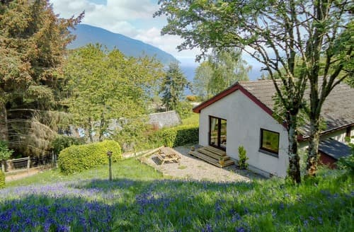 Big Cottages - Superb Drumnadrochit Cottage S39646