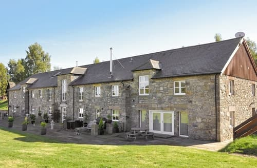 Last Minute Cottages - Lovely Ballindalloch Cottage S41435
