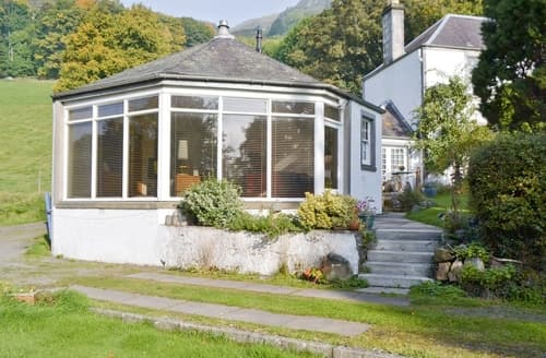 Last Minute Cottages - Delightful Stirling Cottage S42114