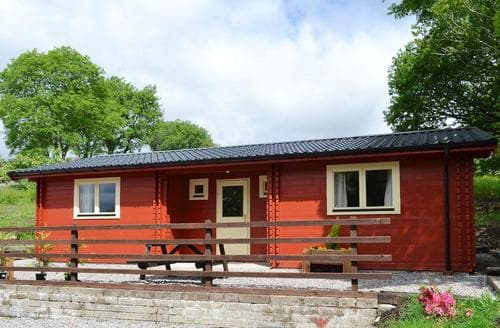 Last Minute Cottages - Adorable Fort William Lodge S81925