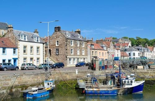 Last Minute Cottages - Beautiful Anstruther Apartment S34816