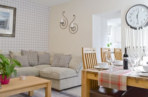 Last Minute Cottages - Inviting Crieff Cottage S41262
