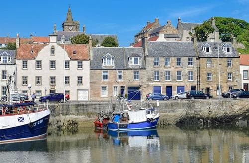 Last Minute Cottages - Beautiful Anstruther Cottage S81190