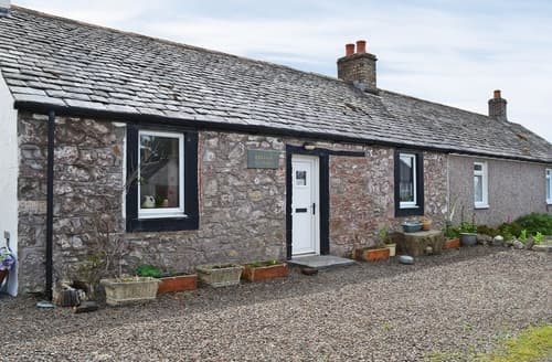 Last Minute Cottages - Lovely Annan Cottage S38182