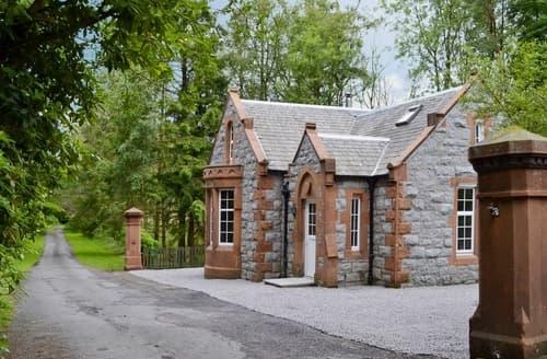 Last Minute Cottages - Barncailzie Lodge