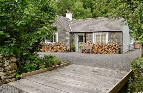 Last Minute Cottages - Wonderful Newton Stewart Cottage S83812