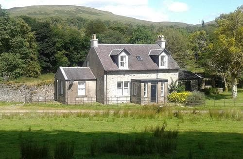 Big Cottages - Attractive Inveraray Cottage S85290