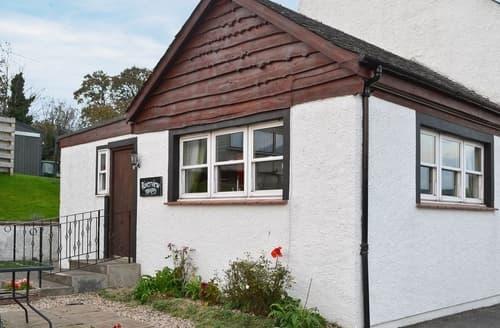 Last Minute Cottages - Tasteful Girvan Cottage S42200