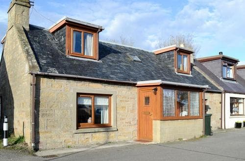 Big Cottages - Attractive Tain Cottage S88374