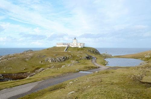 Last Minute Cottages - Principal Lighthouse Keeper's Cottage