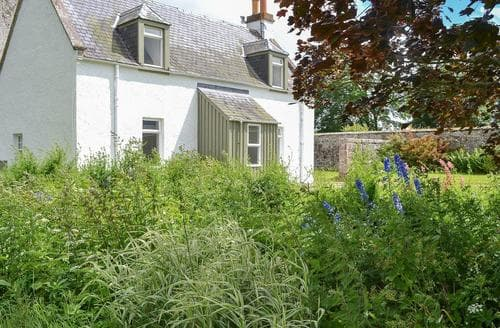 Last Minute Cottages - Splendid Strathpeffer Cottage S89545