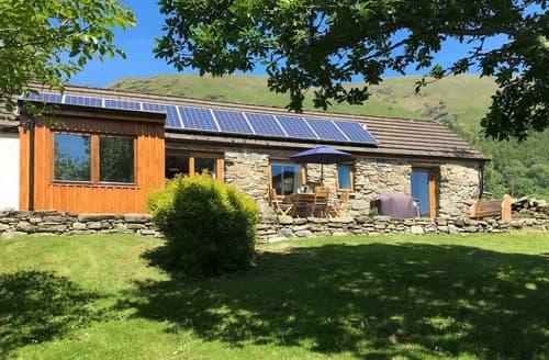 Last Minute Cottages - Cosy Callander Cottage S92257