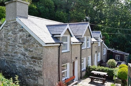 Last Minute Cottages - Delightful Harlech Cottage S44884