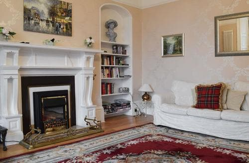 Last Minute Cottages - Inviting Crieff Cottage S96943