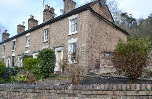 Last Minute Cottages - Charming Ironbridge Cottage S133425