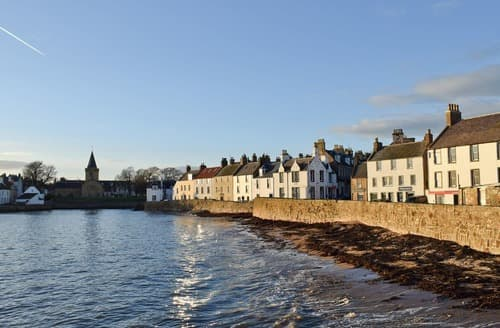 Last Minute Cottages - Beautiful Anstruther Cottage S133427