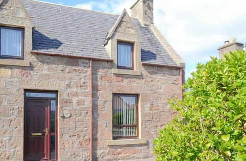 Last Minute Cottages - Exquisite Dornoch Cottage S101331