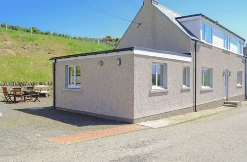 Last Minute Cottages - Gorgeous Melvich Cottage S105103