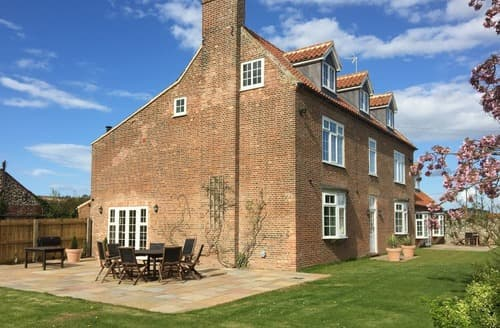 Last Minute Cottages - Splendid Hunstanton Cottage S17435