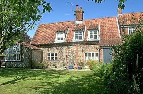 Last Minute Cottages - Stunning Fakenham Cottage S17198