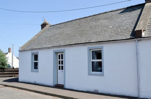 Last Minute Cottages - Adorable Montrose Cottage S114227