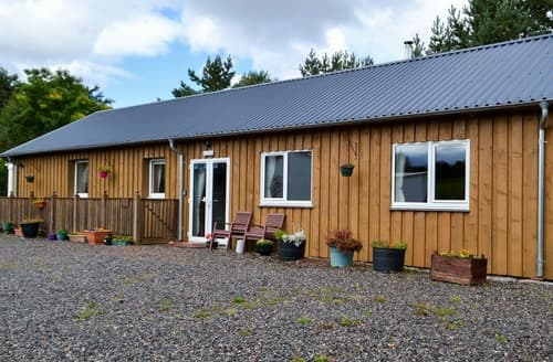 Big Cottages - Cosy Beauly Cottage S122533