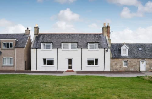 Big Cottages - Superb Brora Cottage S124650
