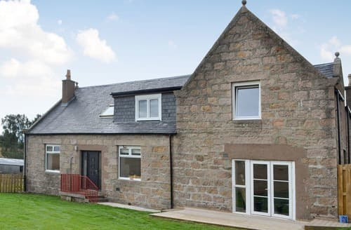 Big Cottages - Stunning Ballater Cottage S123655