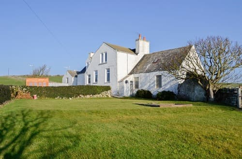 Big Cottages - Exquisite Stranraer Cottage S126167