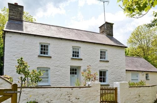 Last Minute Cottages - Inviting New Quay Cottage S50615