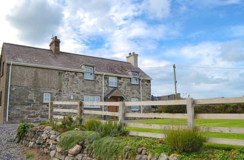 Last Minute Cottages - Luxury Tudweiliog Cottage S60013