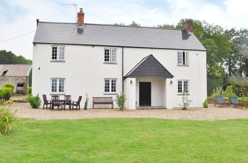 Last Minute Cottages - Superb Chideock Cottage S19740