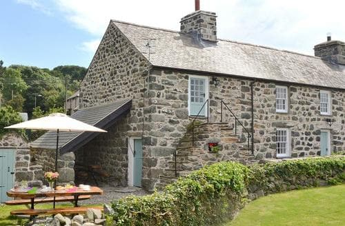 Big Cottages - Tasteful Barmouth Cottage S69871