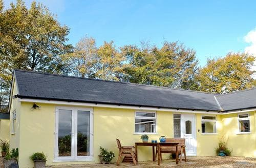 Last Minute Cottages - Splendid Tregaron And The Cambrian Mountains Cottage S70379