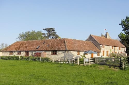 Last Minute Cottages - Exquisite Sherborne Cottage S19867