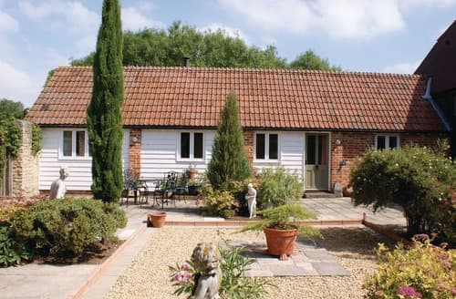 Last Minute Cottages - The Courtyard Cottage.