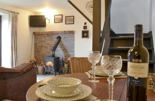 Last Minute Cottages - Luxury New Quay Cottage S78558