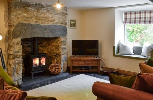 Last Minute Cottages - Stunning Dolwyddelan And Penmachno Cottage S80717