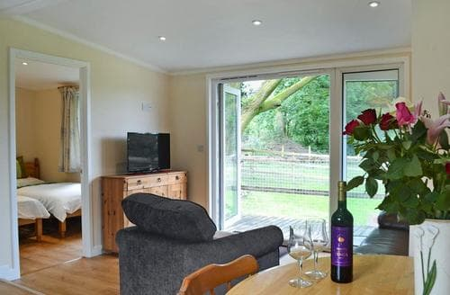 Last Minute Cottages - Stunning Llandeilo Lodge S83456