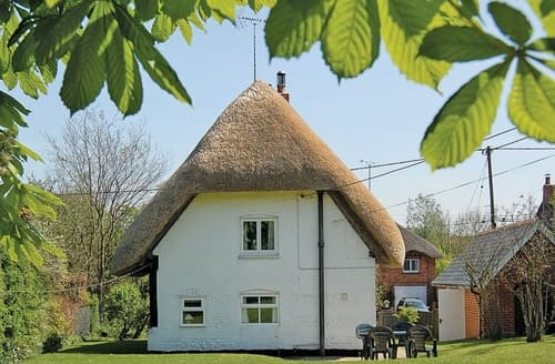 Last Minute Cottages - Stunning Marlborough Cottage S13715