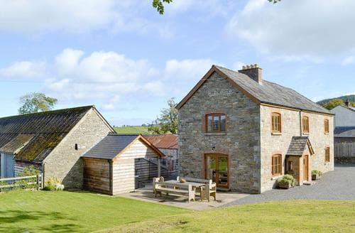 Big Cottages - Splendid Llandrindod Wells Cottage S85910