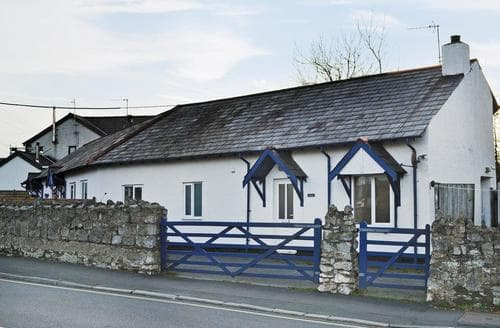 Big Cottages - Attractive Benllech Cottage S88204