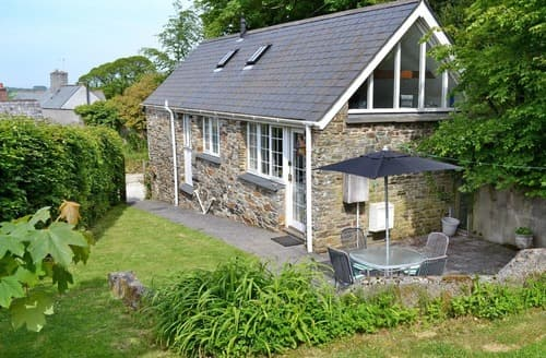 Last Minute Cottages - Stowford Linhay - E3138